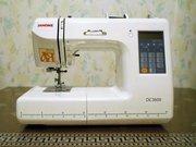Швейная машина Janome DC 3600