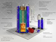 Паровой котел (парогенератор) t=110-400С,  P=0, 07-14 МПа Челябинск