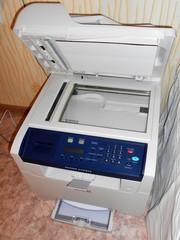 МФУ Xerox Phaser 6110 mfp