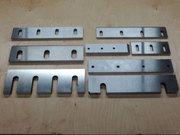 Заточка-шлифовка ножей для шредеров,  роторов,  агломераторов.