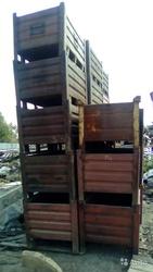 Купим тару,  ящики,  металлические для склада и производства лежалую или