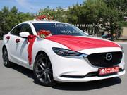 Заказ свадебных автомобилей,  Mazda 6 NEW