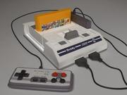 Игровые приставки Sega и Dendy,  игры,  джойстики