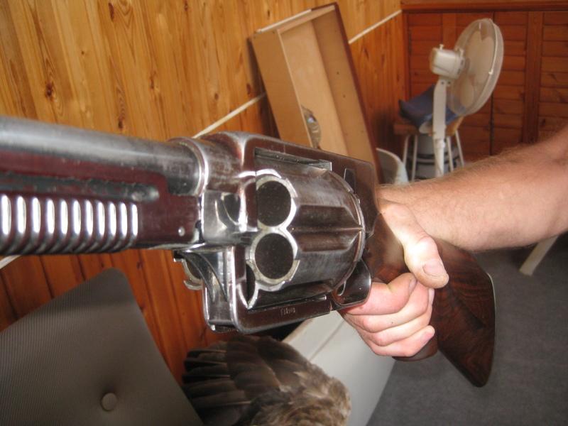 пневматические винтовкаmendoza rm-600. куплю травматический пистолет без лицензии. иж 27 как стрелять как целится...